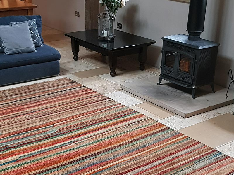 Contemporary Style Rug - PCA Oriental Carpets & Rugs